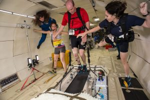cancer survivors, From Space to Cancer Survivors, Applying Exercise Research to Protect Health