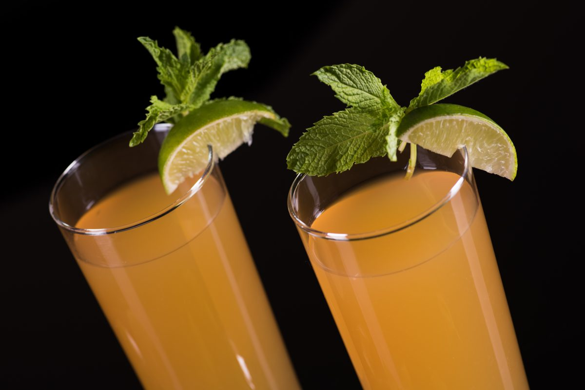 summer drinks, Summer Drinks with Less Sugar
