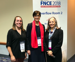 AICR Dietitians at FNCE
