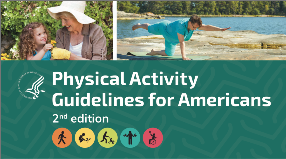 new guidelines, Why Aren't We More Active? New Guidelines Provide Evidence, Strategies for Effective Policies