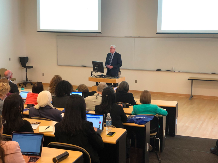 Stephen Hursting, PhD, led a discussion centered on new methodologies for investigating links between energy balance, metabolism, and cancer, with emphasis on integrating preclinical and human studies...