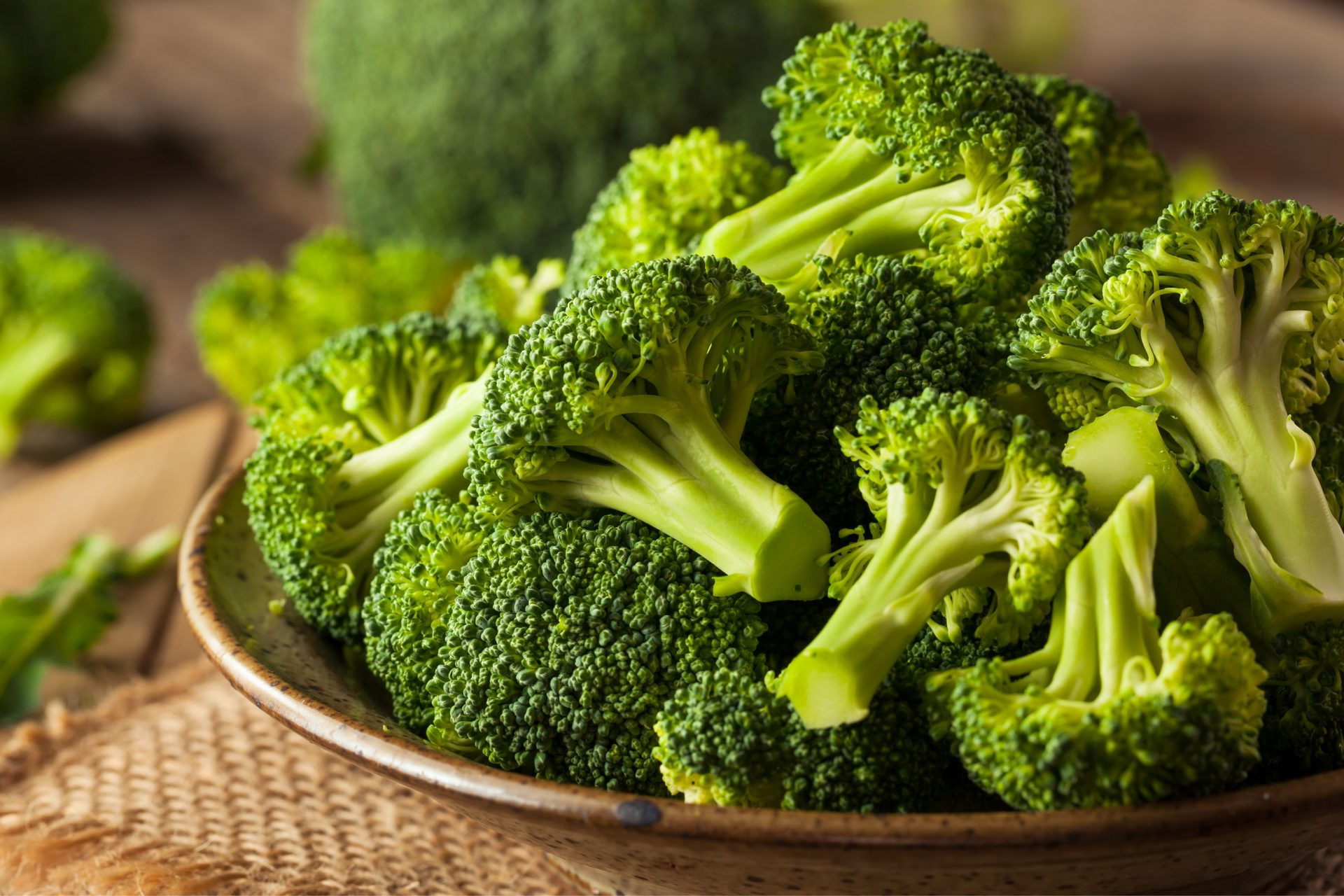 HealthTalk: Is broccoli more nutritious raw than when cooked ...