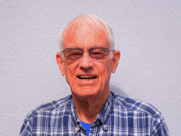 Ernest Robertson, Ernest Robertson, Aerospace Engineer and Cancer Prevention Supporter