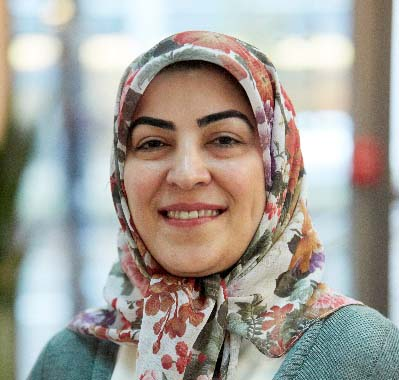 Dr. Maryam Farvid
