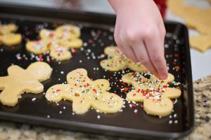 Healthy recipe modifications, Healthy Holiday Baking Tips