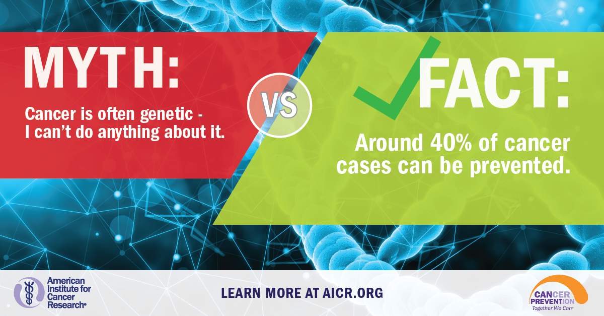 Image result for aicr cancer prevention